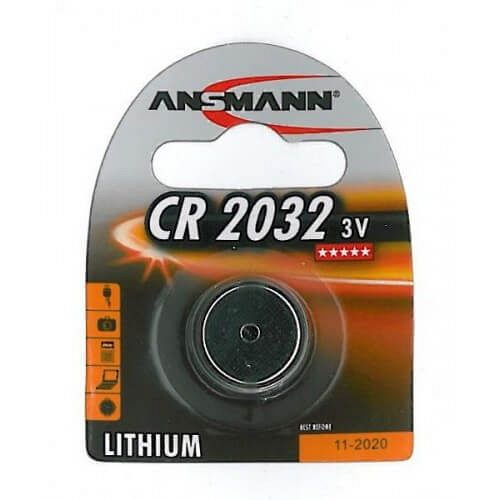 Ansmann CR2032 3V batteri