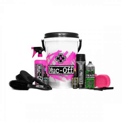 Muc-Off Bucket Kit - komplet vaskesæt