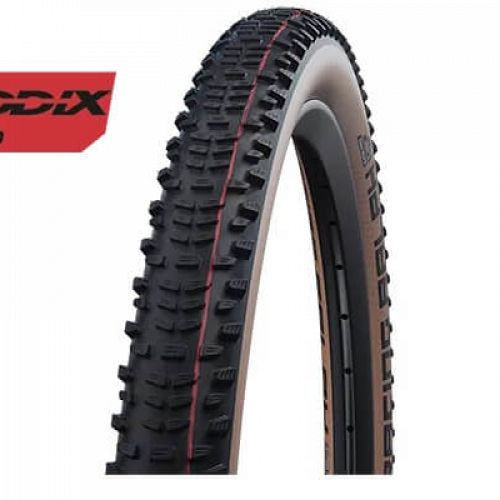 Schwalbe Racing Ralph Super Race foldedæk Addix Speed 29x2,25
