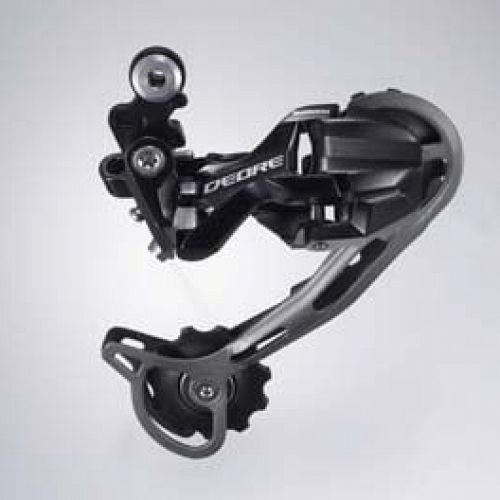 Shimano Deore RD-M592-SGS Shadow bagskifter - 9 speed