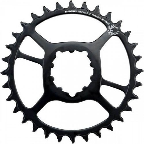 Sram NX Eagle Direct Mount 1x12 klinge - 6 mm offset